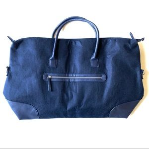 DSW weekend bag/travel bag in dark blue